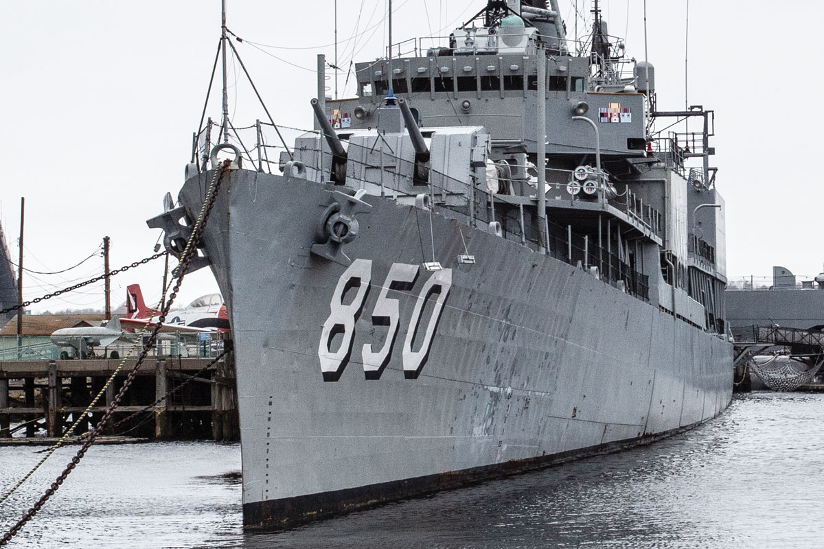 Exploring Battleship Cove in Fall River - Page 5 of 5 - Rhode