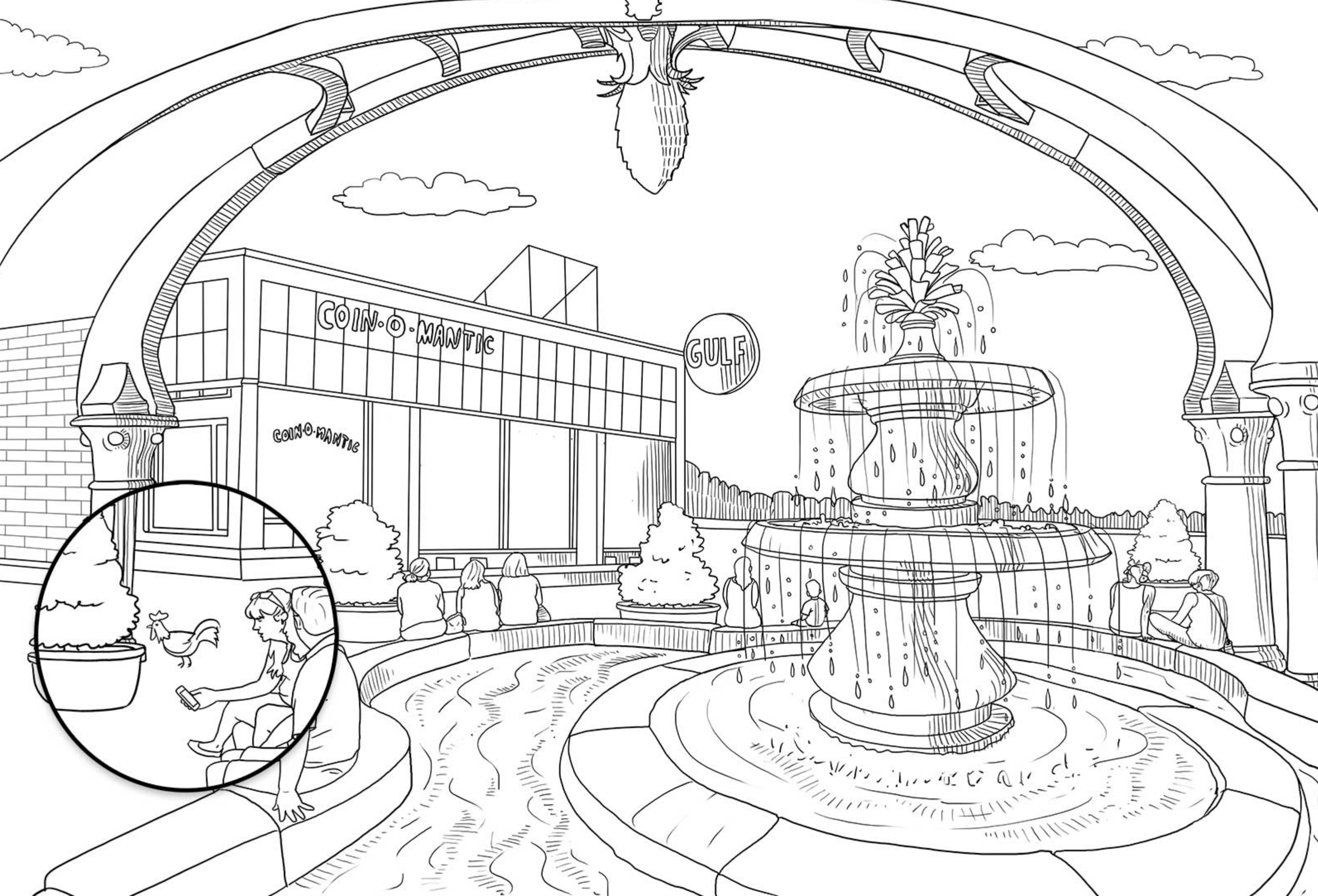 Get The Coolest Rhode Island Themed Coloring Book Rhode Island