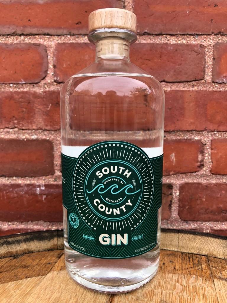 Thumbnail South County Distiller, Gin