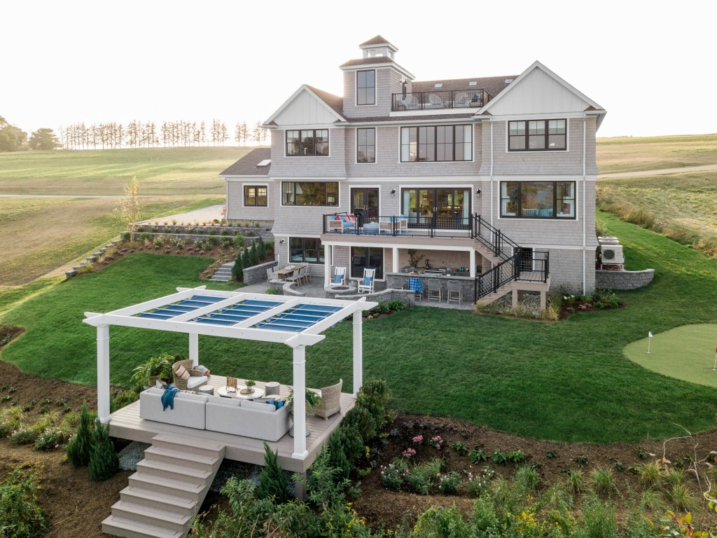Hgtv Dream Home 2021 In Newport, Ri