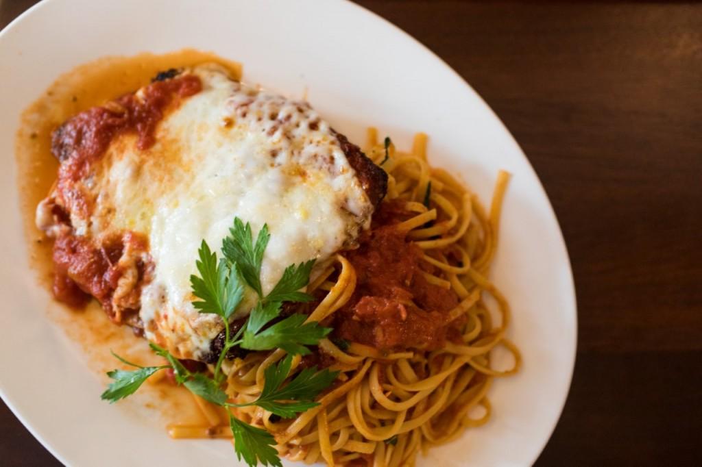 Thumbnail Chicken Parmesan