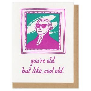 Card Bdayoldcooldm