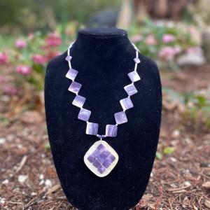 Allen Hazard necklace