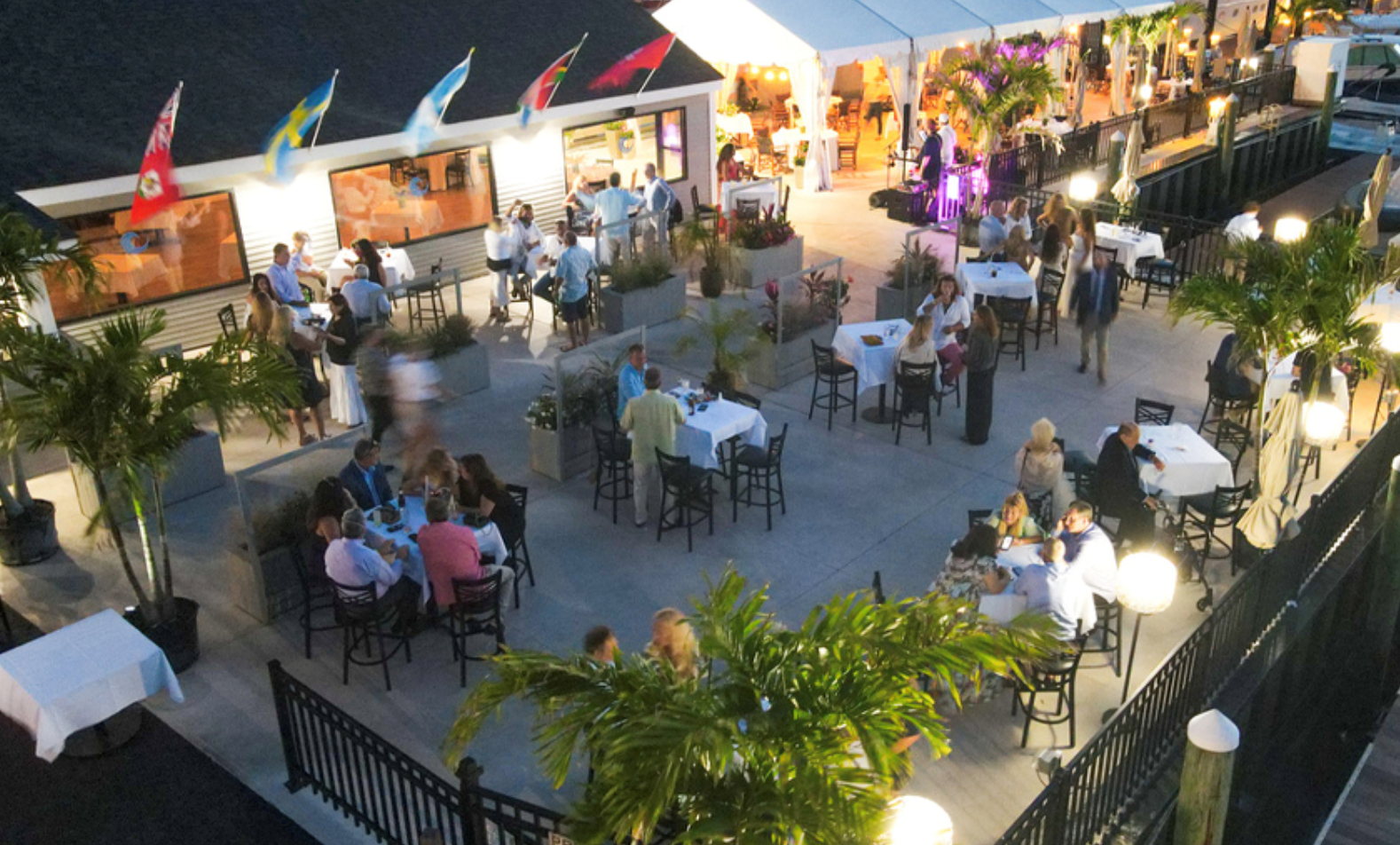 The Reef Patio