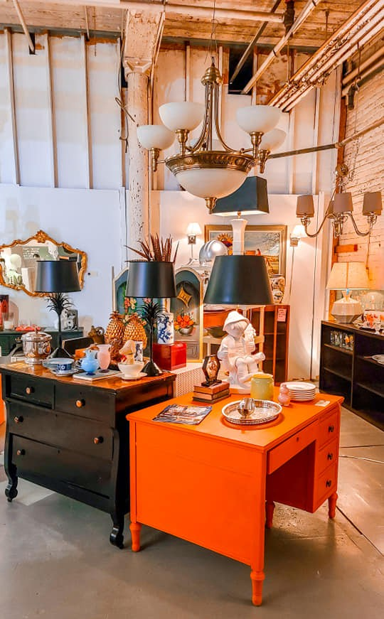 Giving Home Decor A New Life At Warehousepvd Rhode Island Monthly