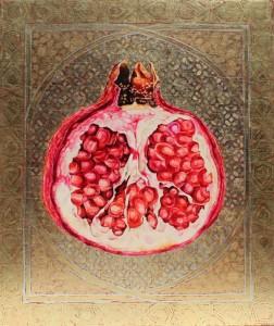 Pomegranate Fin