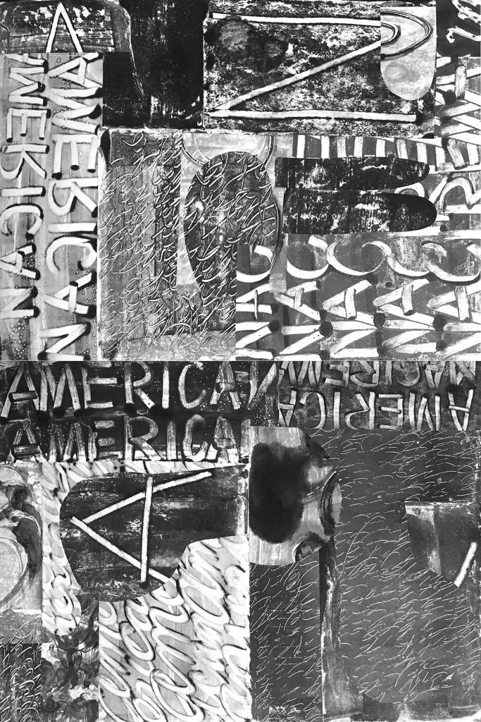 American | Nacirema 1 (combined Panels)