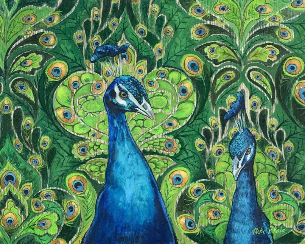 Thumbnail Mpekala The Peacocks