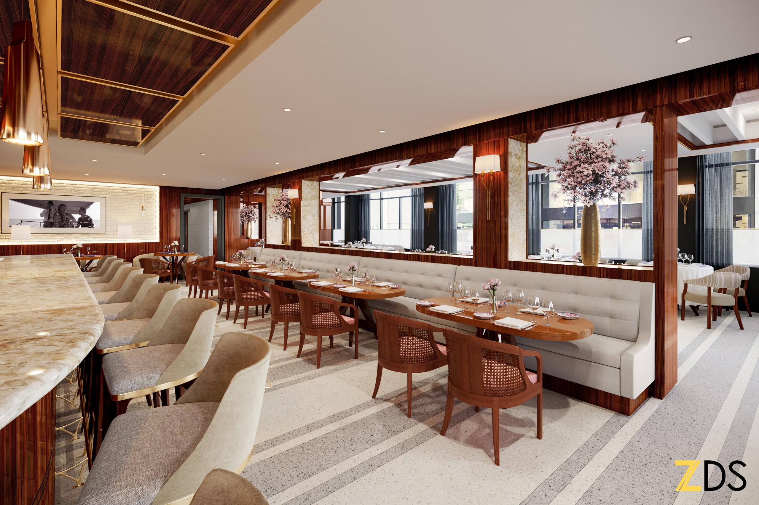 Bellini Restaurant View 03